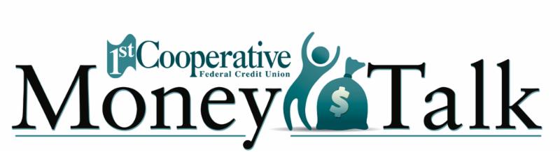 1st Cooperative Money Talk logo