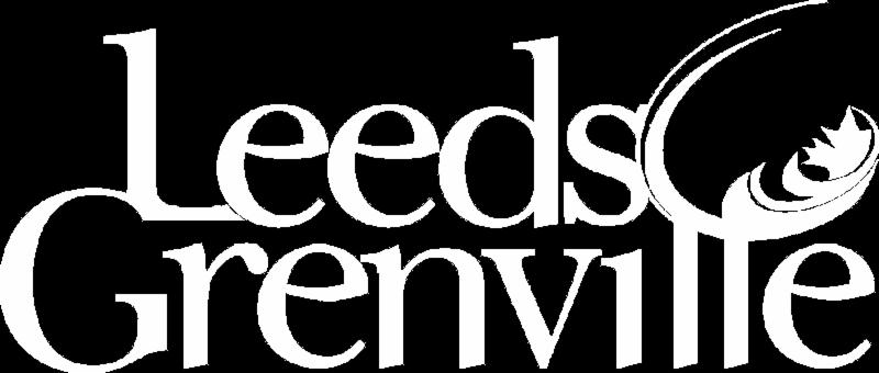 Leeds Grenville white logo