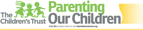 The Children_s Trust Parenting Our Children Newsletter Header