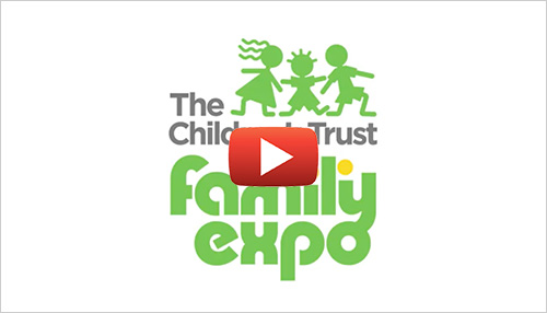 Screenshot of Family Expo Video - Click to View Video