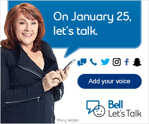 Bell Let_s Talk 2017 Ad