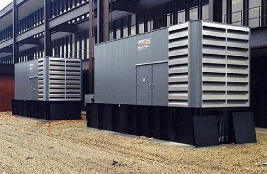 Generac Industrial Generators