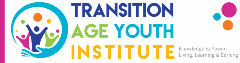 Transition Age Youth Institute Conference Banner