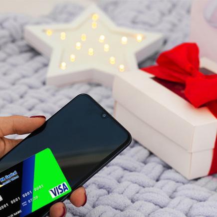 PA Central VISA Traditional Credit Card