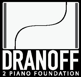 Dranoff logo reverse