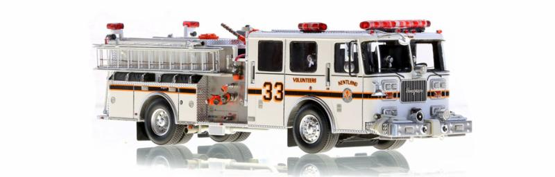 Fire Apparatus scale model news - September
