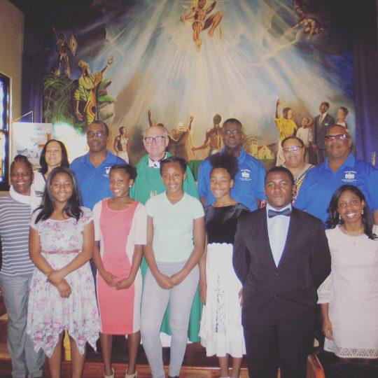 OSV Institute recipients