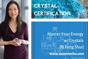 Susan Chu, Crystal Certification