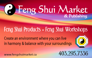 Feng Shui Market - products and workshops
