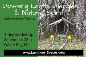 Dowsing Energy with Maureen Calamia