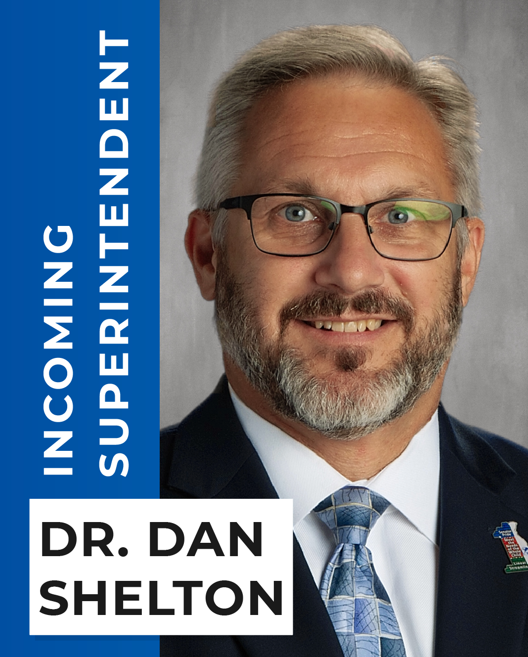 Christina School District - Incoming superintendent - Dan Shelton