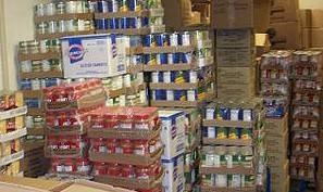 Food Pantry Cans