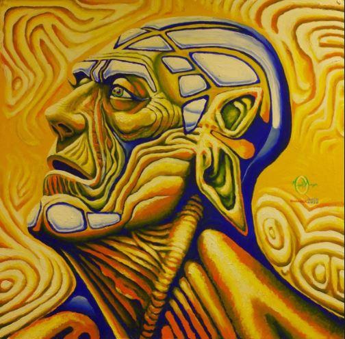 Dreamback the Elder by Nigel Magor
