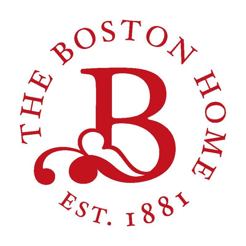 The Boston Home - Color Web Logo
