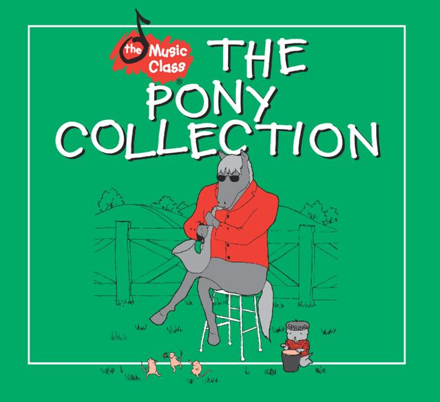 Pony CD Cover