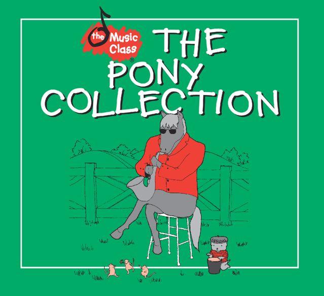 Pony CD Cover
