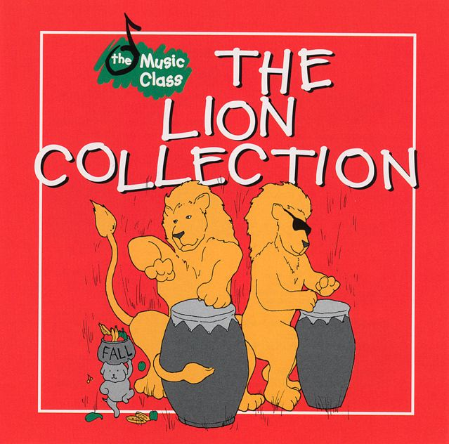 Lion CD Cover