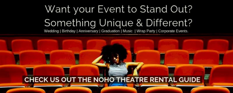 theatre rental slider