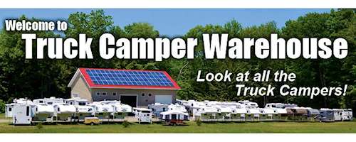 Truck Camper Warehouse News and Promotions August