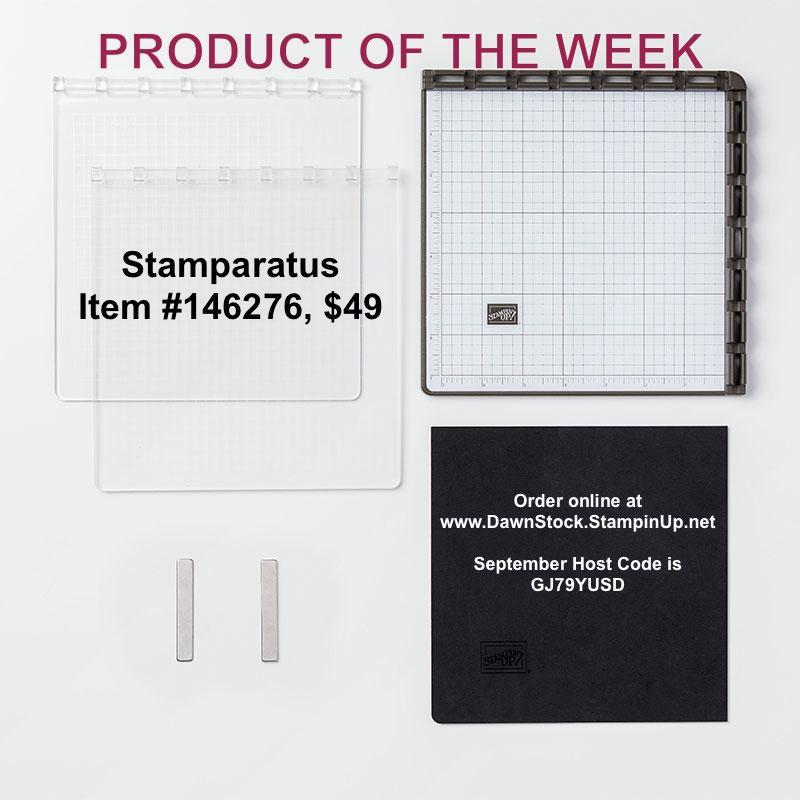 Stamparatus