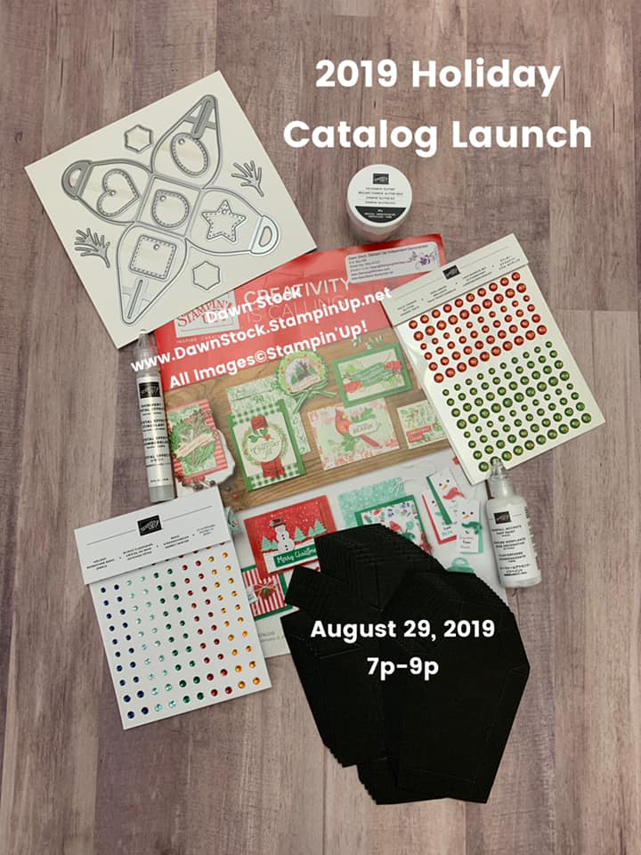 2019 Holiday Catalog Launch