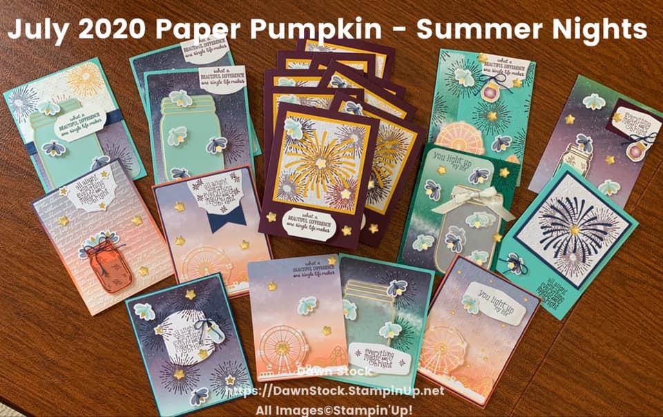 2020.07 Paper Pumpkin Alternates