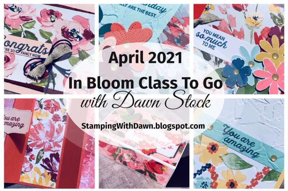 2021.04 In Bloom Sneak Peek