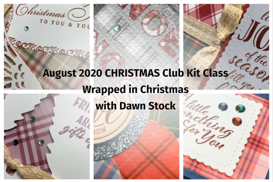 2020.08 Wrapped in Christmas