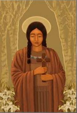 Mary Jo's Kateri