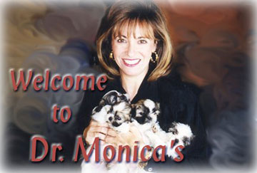 Welcome to Dr. Monica's!