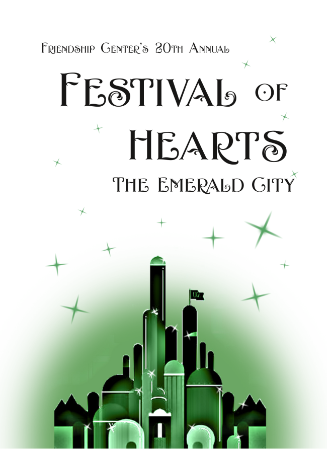 Friendship Center adult day services in Montecito update for Feb. 1 — Festival of Hearts — The Emerald City on Feb. 9