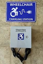 Wheelchair Charger