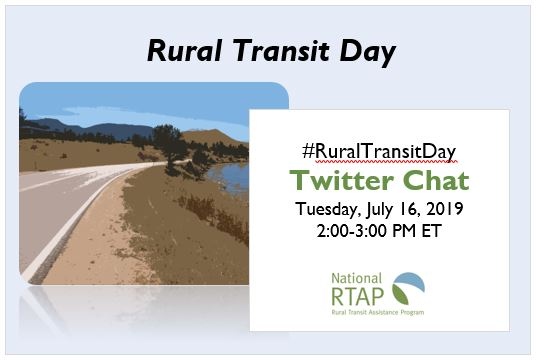Rural Transit Day information
