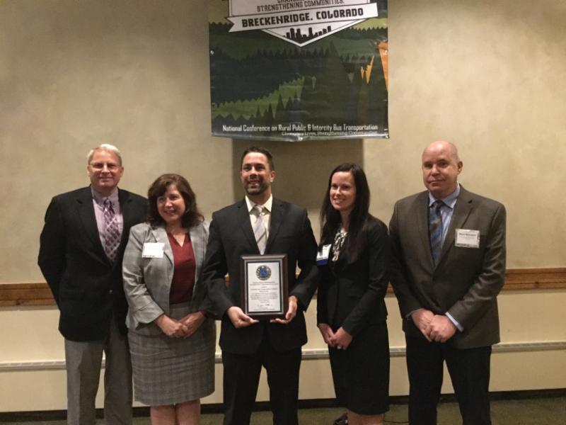 CATA FTA Administrator Award