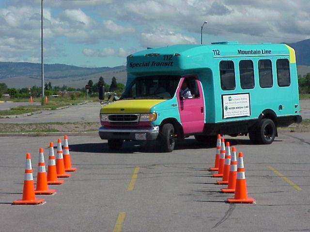 Montana Transit Association Roadeo photo