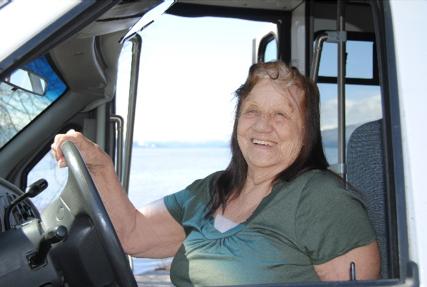 Tribal Transit Driver