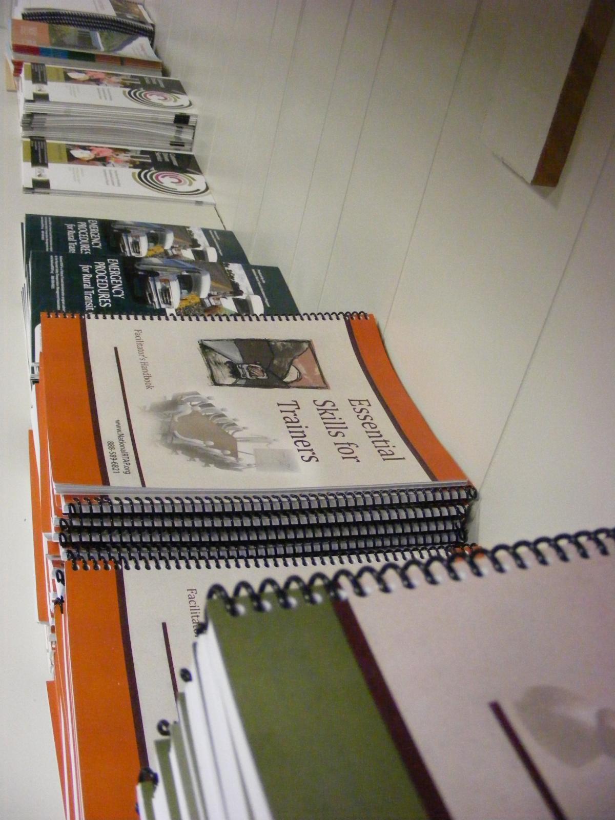 National RTAP Resource Center Training Modules