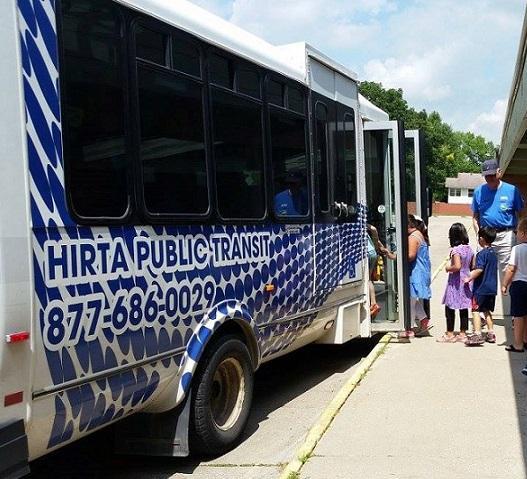 HIRTA Pupil Transportation