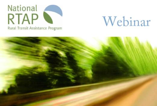 National RTAP Webinar