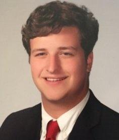 Jared Molaison scholarship winner head shot