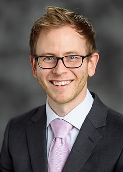 Michael Johnson management professor head shot