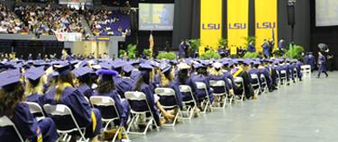 LSU graduates