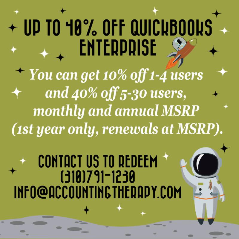 QuickBooks Promo