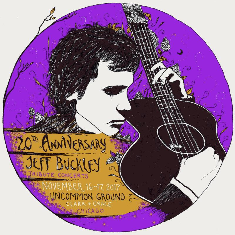 20th annual Jeff Buckley Poster