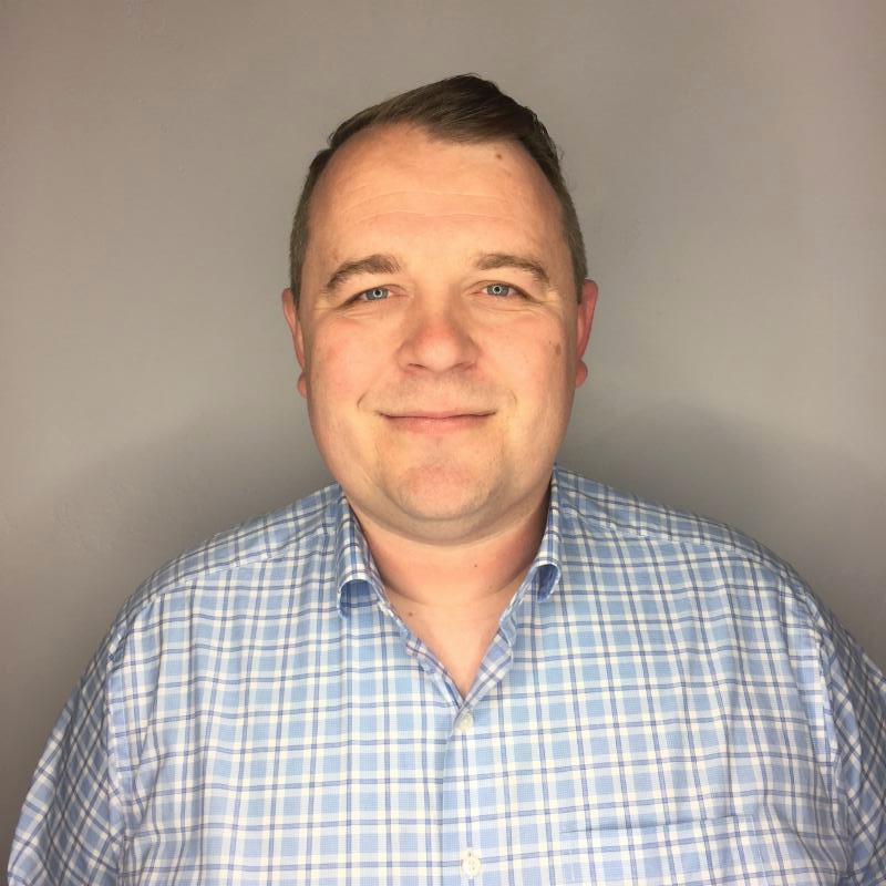 Board President, Aaron Hatch