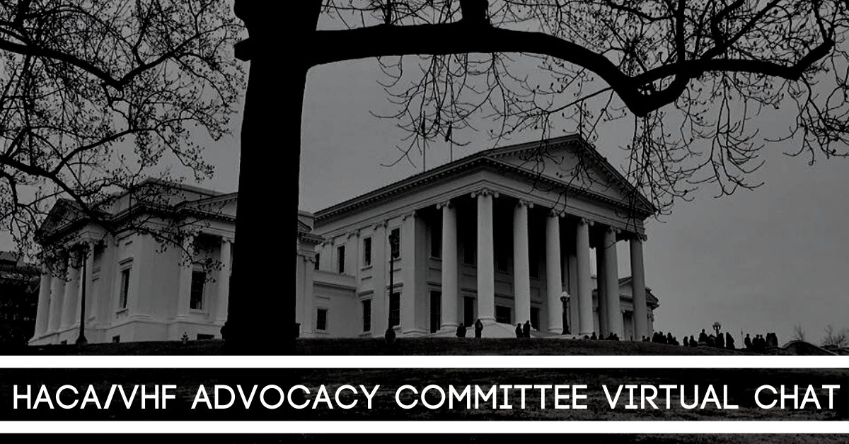 Advocacy Committee Virtual Chat
