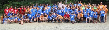 Family Camp Group Photot
