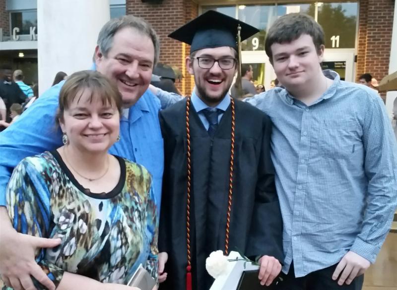 Krecek Family Photo