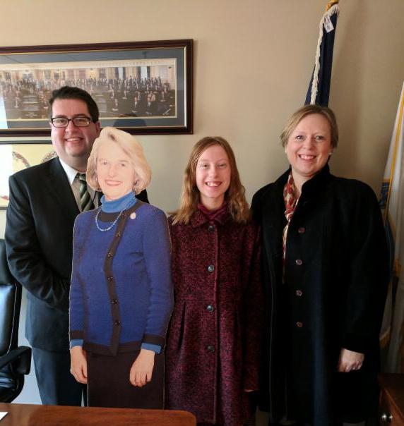 Meeting with Legislator