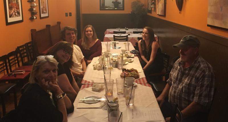 Educational Dinner - Harrisonburg